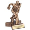 FOOTBALL SUPERSTAR SERIES RESIN TROPHY