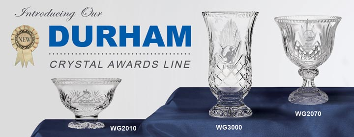 Championship Line Crystal Awards