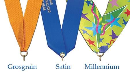 Choose The Right Neck Ribbom for Award Medals