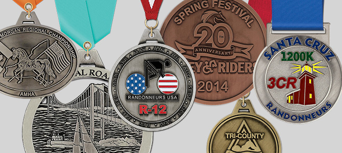 Custom Medals | Hodges Badge Company