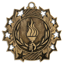 Ten Star Award Medals