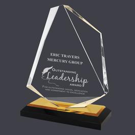 Summit Acrylic Award Trophy