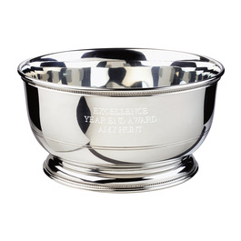 Pewter American Award Bowl
