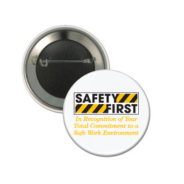 Safety First Button