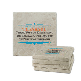 Tumbled Stone Award Coasters