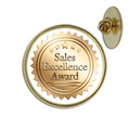 Sales Excellence Lapel Pin
