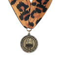 MX Medal w/ Millennium Neck Ribbon