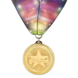 BL Medal w/ Millennium Neck Ribbon