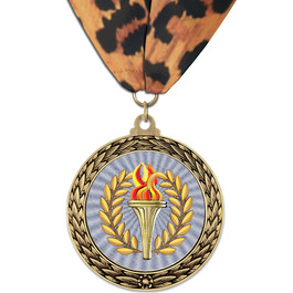 GFL Award Medal w/ Millennium Neck Ribbon