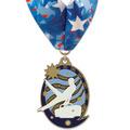 Superstar Award Medal w/ Millennium Neck Ribbon