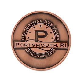 HM Award Medal Coin