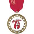 RS14 Award Medal w/ Satin Neck Ribbon