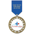 RS14 Award Medal w/ Satin Drape