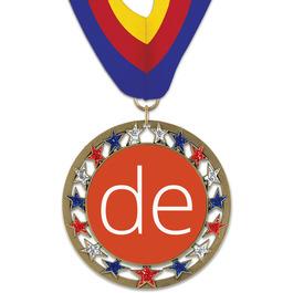 RSG Award Medal w/ Millennium Neck Ribbon