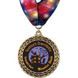 GFL Award Medal w/ Millennium Neck Ribbon