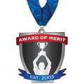 Birchwood Custom Medal w/ Millennium Neck Ribbon