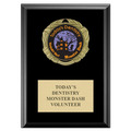 XBX Medal Award Plaque - Black Finish