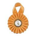 Bottle Rosette Award Ribbon
