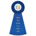 Newport Rosette Award Ribbon