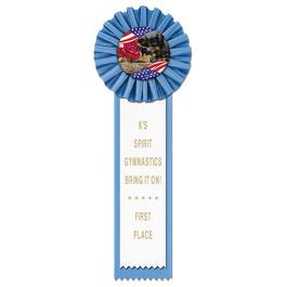 Master Rosette Award Ribbon