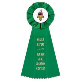 Empire Rosette Award Ribbon
