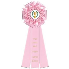 Bath Rosette Award Ribbon
