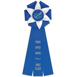 Aylesbury Rosette Award Ribbon