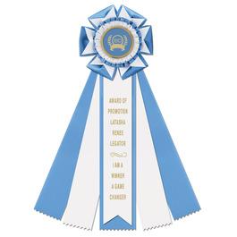 Royston Award Rosette Award Ribbon