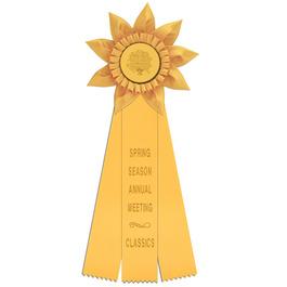 Greenville Rosette Award Ribbon
