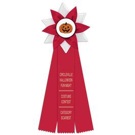 Wales Rosette Award Ribbon