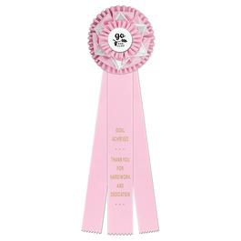 Cambridge Rosette Award Ribbon