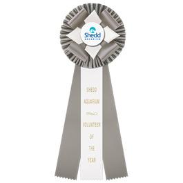 Malden Rosette Award Ribbon