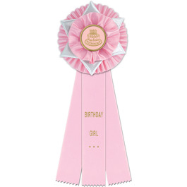 Liverpool Rosette Award Ribbon