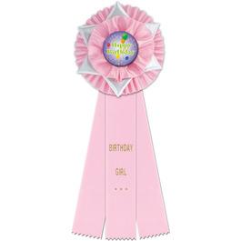 Liverpool Rosette Award Ribbon