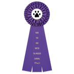 Kerry Rosette Award Ribbon