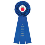 Regent Rosette Award Ribbon