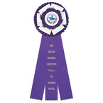 Dutchess Rosette Award Ribbon
