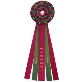Holsworthy Rosette Award Ribbon