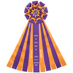 Witley Rosette Award Ribbon