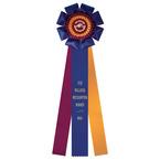 Wellfleet Rosette Award Ribbon