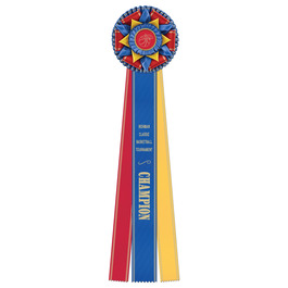 Kennet Rosette Award Ribbon