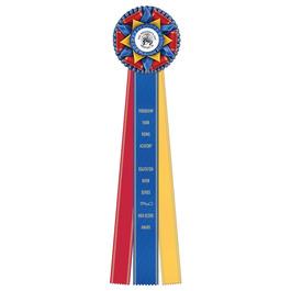 Kennet Rosette Award Ribbon