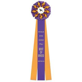 Harwich Rosette Award Ribbon