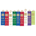 Stock 4-H Club Work Award Ribbon