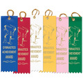 Stock Gymnastics Achievement Award Ribbon