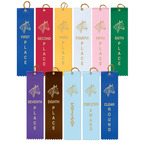 Horse Stock Award Ribbon