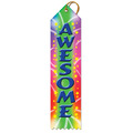 Stock Awesome Award Ribbon