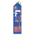 Stock I Did My Best Award Ribbon