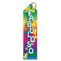 Stock Fabuloso Award Ribbon