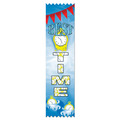 Stock Best Time Award Ribbon